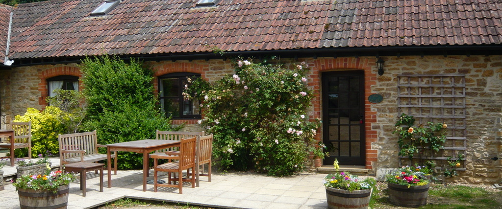 Self catering holiday cottage in Somerset.