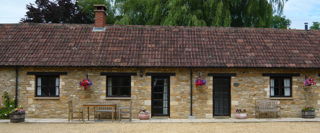 Weston House Cottages Price in Somerset, near Yeovil and Crewkerne.